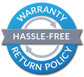 Image of Hassle-Free Returns (Zero Risk)