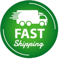 Image of Fast Shipping -3-5 days