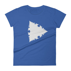 Inverse Quadbrot - Women's short sleeve T-shirt