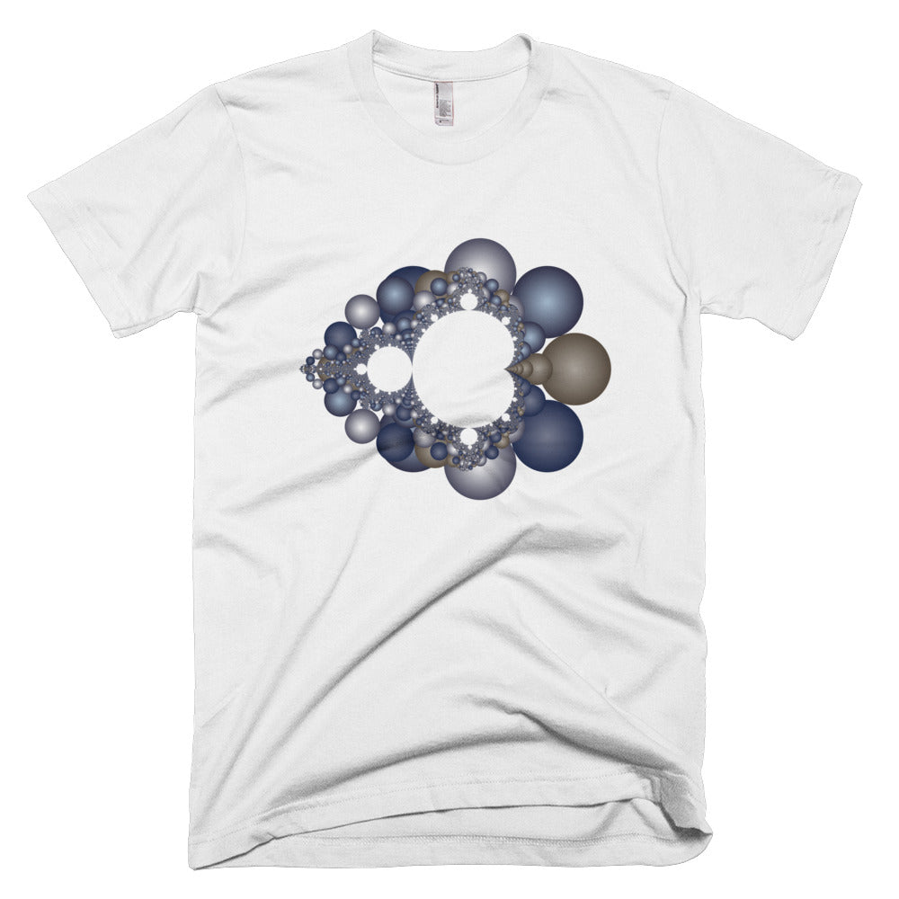Mandelbrot Balls 2 - Men's T-Shirt