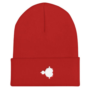 The Mandelbrot Set -  Beanie