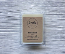 Mountain Air Soy Wax Melt