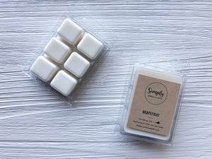 Grapefruit Soy Wax Melt