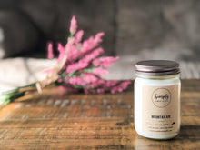 Mountain Air Soy Candle