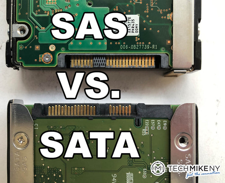 SAS vs. SATA.  A Primer and Backplane Compatibility for Enterprise Servers