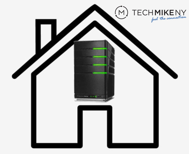 Advantages, and Some Considerations, for Using a Home Server