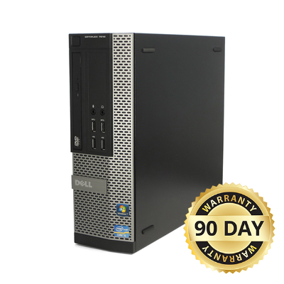 dell desktop with warranty