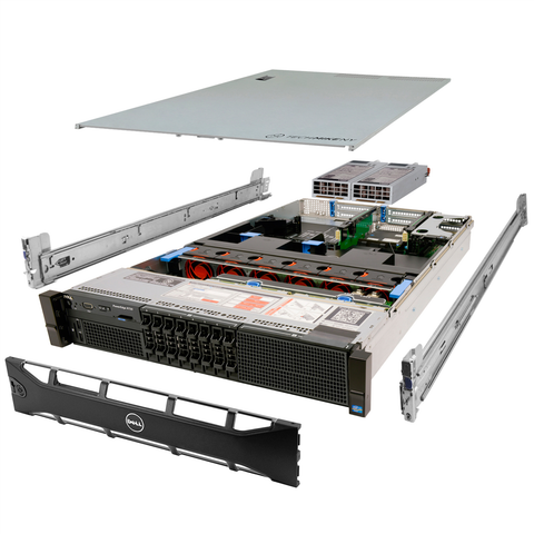 dell poweredge r720 server with warranty