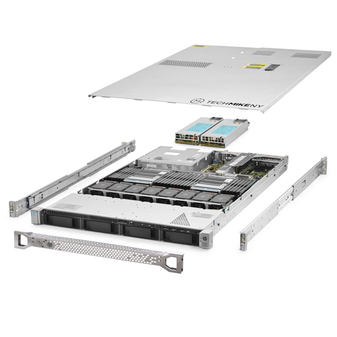 HP Proliant dl360p g8 server with warranty