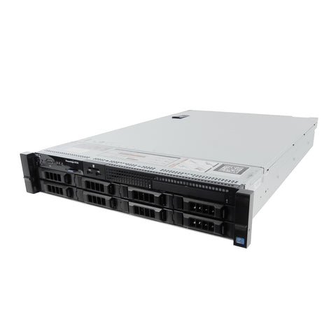 High-End DELL PowerEdge R720 Server 2x 2.90Ghz E5-2690 8C 384GB 8x 2TB SAS