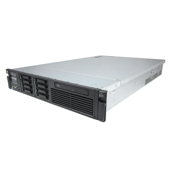 Enterprise HP ProLiant DL380 G7 Server 2x 2.93Ghz X5570 QC 128GB 8x300GB 10K SAS