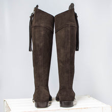 Herce Valverde Chocolate Leather Boots
