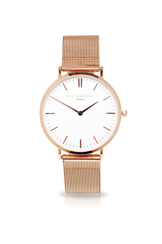 Oxford Watch Gold Mesh