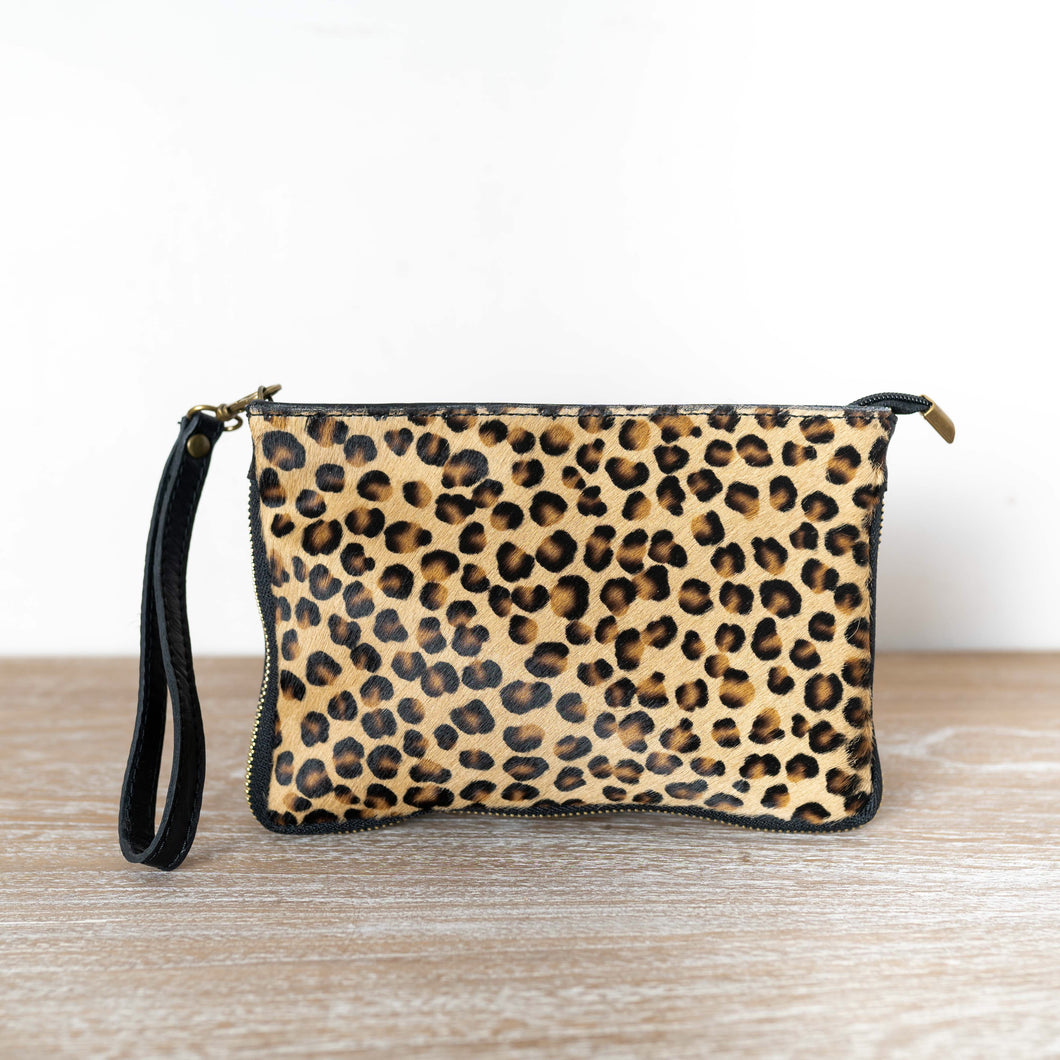 Cross Body Bag Leopard