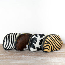 Animal Coin Purse Zebra