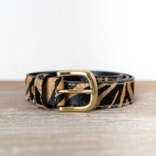 Animal Print Belt Tiger