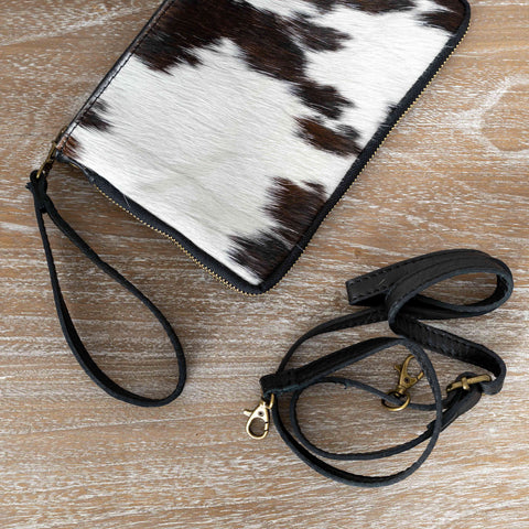 Cross Body Bag Cow