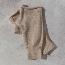Cashmere Blend Hand Warmers Peach