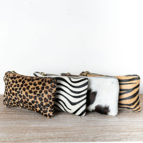 Animal Purse Zebra
