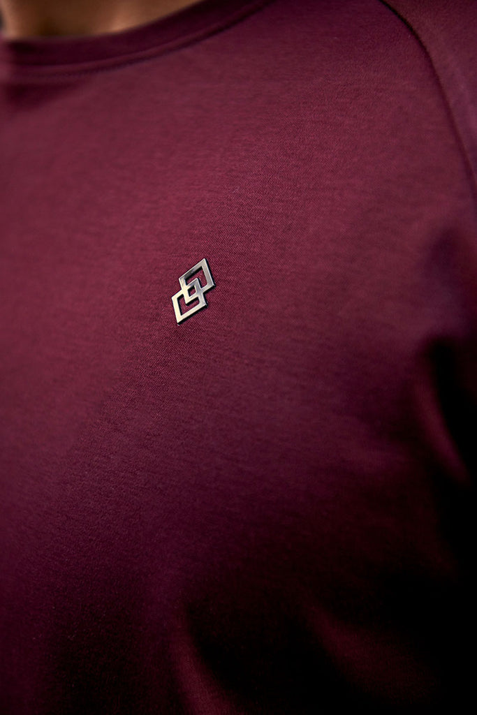 Bluebell T-Shirt Maroon
