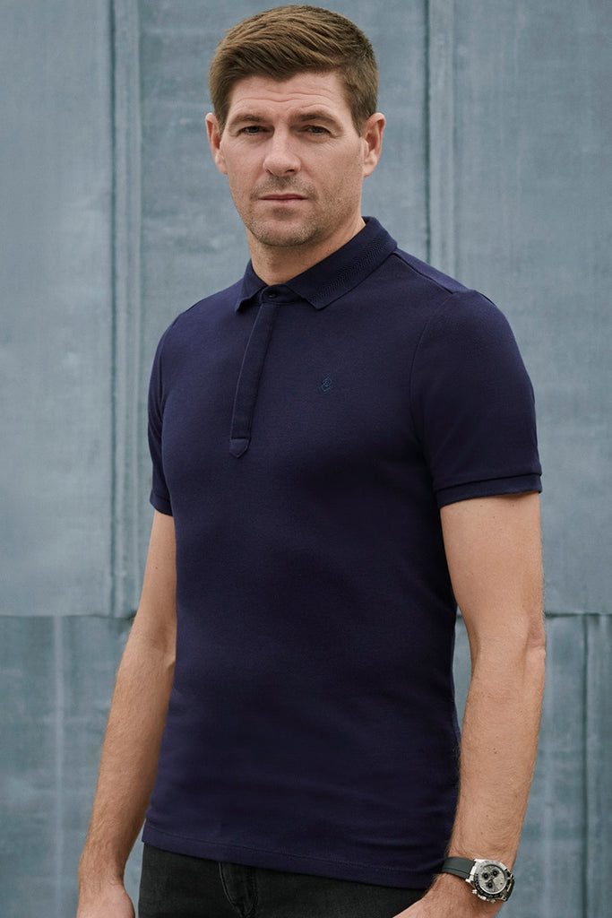 Cassino Polo Navy