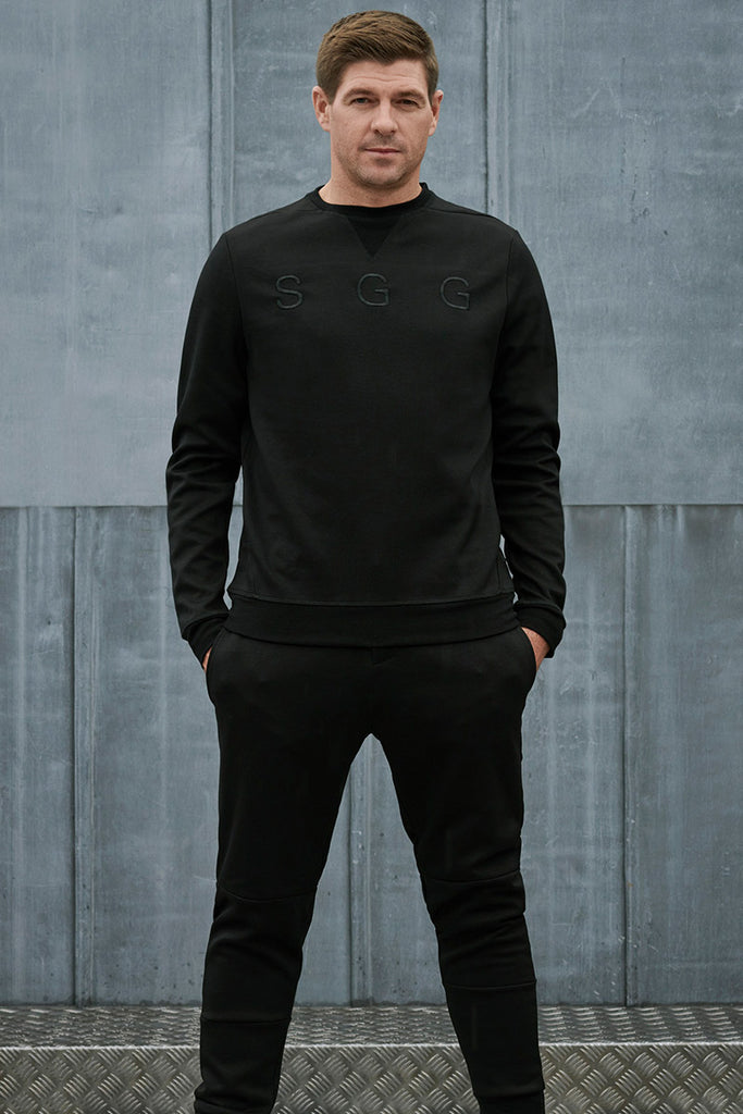 Arnhelm Sweat Black