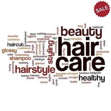 Hair Care Products Packages