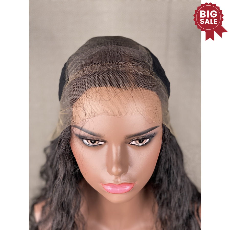 Sale Soft Wave Custom Lace Front Wig 22in