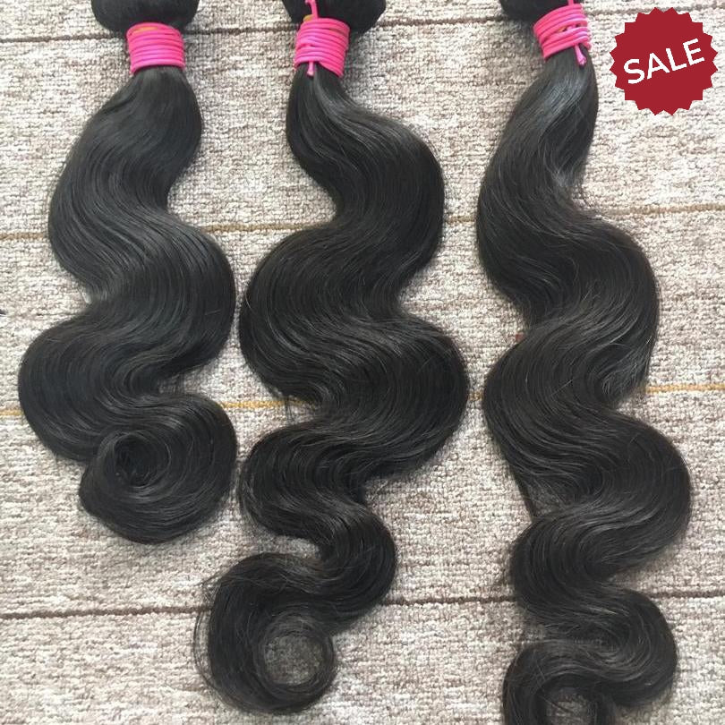 BodyWave Top Grade Hair