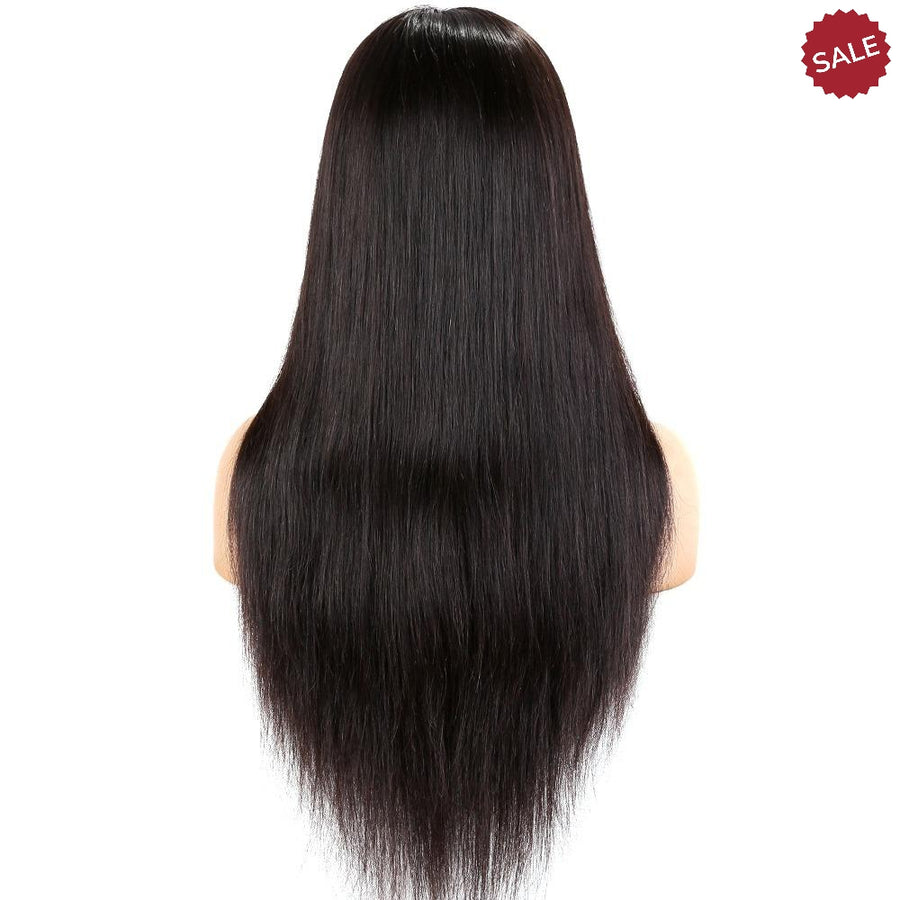 """SALE"" Stock HD Lace Front & GluelessFull Lace Straight Wig"