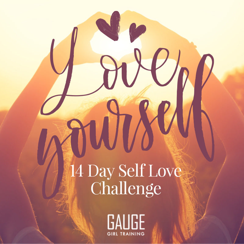 14 Day Self Love Challenge