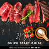 21 Day Quick Start Guide – Original (BMI 25-33)