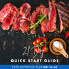 21 Day Quick Start Guide – Keto (BMI 25-33)