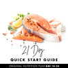 21 Day Quick Start Guide – Vegan (BMI 18-24)