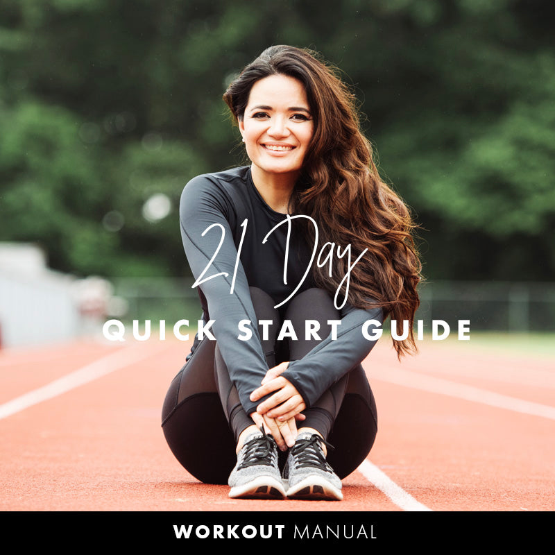 21 Day Quick Start Workout Guide