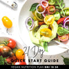 21 Day Quick Start Guide – Original (BMI 18-24)