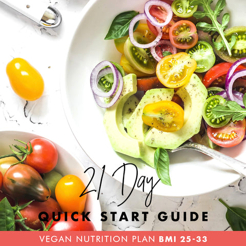 21 Day Quick Start Guide – Original (BMI 34-40)