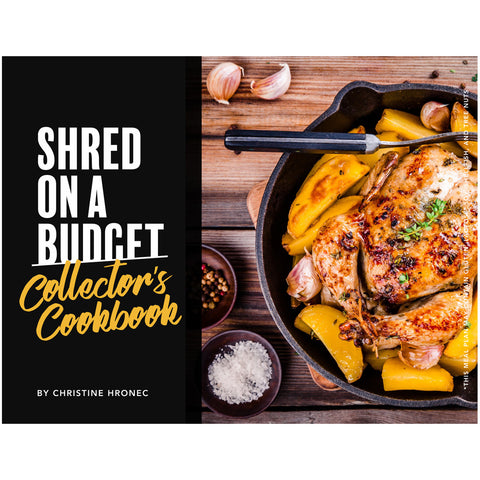 6 Week Budget Keto Shred for Women