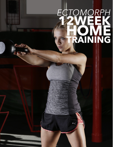12 WEEK MESOMORPH HOME TRAINING FOR MEN & WOMEN