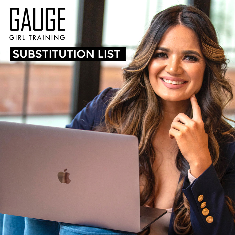 GGT Substitution List