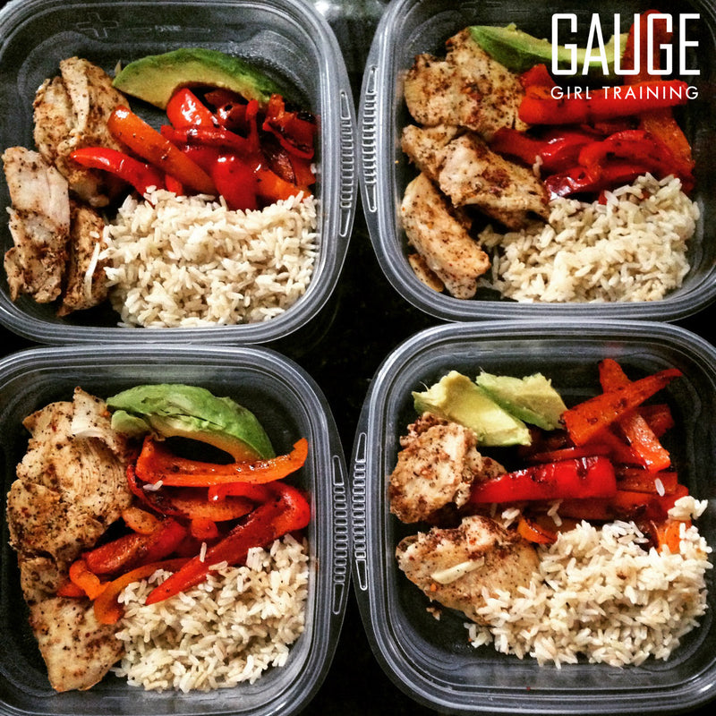 6 Week Custom Meal Plan + Online Coaching