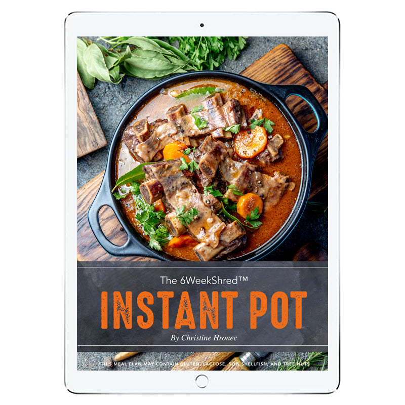 Instant Pot - 6 Week Shred