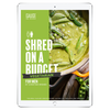 6 Week Budget Vegetarian Shred for Women