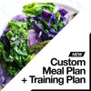 Custom Meal Plan + Training Plan