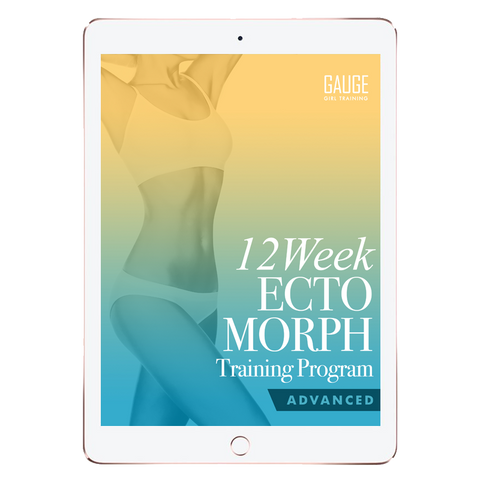 4 Wk Meso GYM Training Plan
