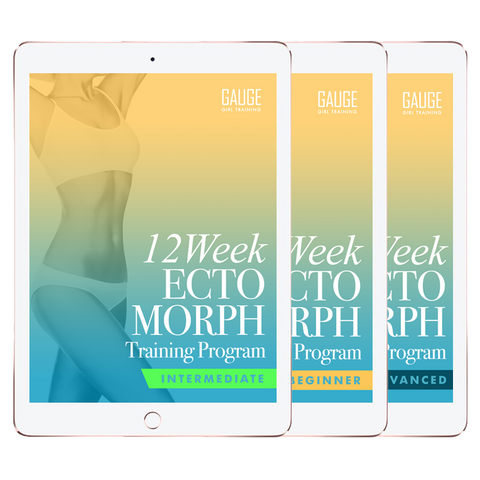 12 Week Mesomorph Beginner Gym Training Plan