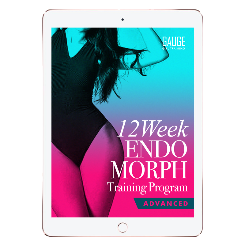 12 Week Endomorph Gym Training Plan