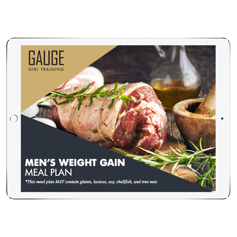 Essential Weight Gain Meal Plan for Men