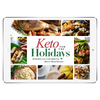 Keto For The Holidays Cookbook