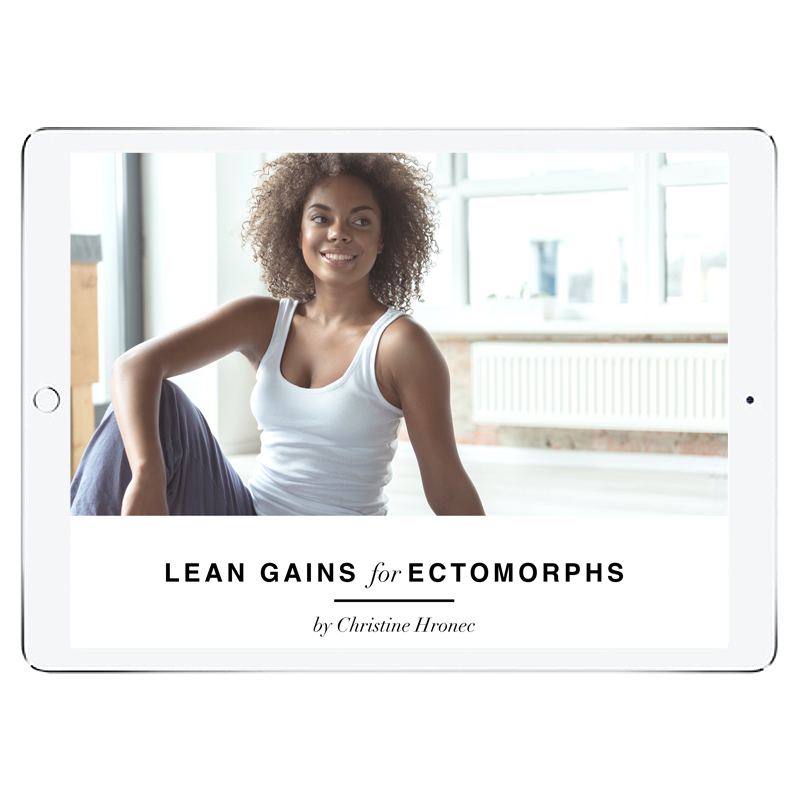 Lean Gains Ectomorph Meal Plan